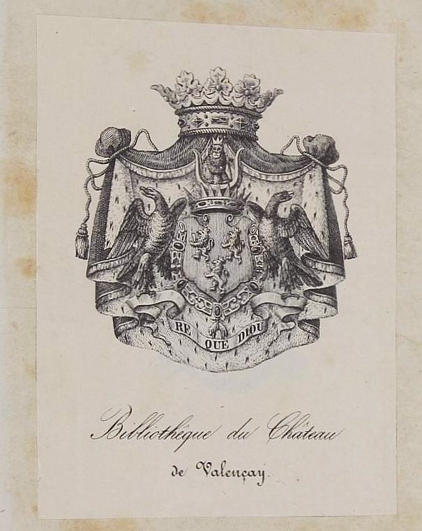 [From Talleyrand's Library]. Additions to the Fourth and Former Editions of An Essay on the Principle of Population. Thomas Robert MALTHUS.