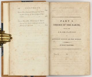 Theory of the Earth, with Proofs and Illustrations.