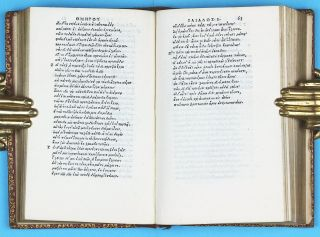 [Works in Greek] Ilias and Ulyssea. Batrachomyomachia. Hymni XXXII, 2 volumes