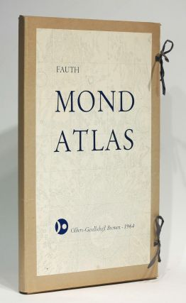 Grosser Mond-Atlas. Philipp FAUTH