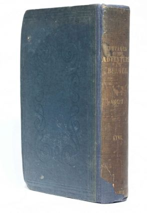 Narrative of the Surveying Voyages of His Majesty's Ships Adventure and the Beagle, between the years 1826 and 1836, Describing Their Examination of the Southern Shores of South America, and the Beagle's Circumnavigation of the Globe. Volume one only.