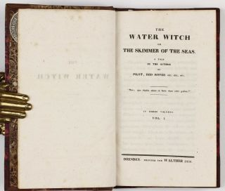 The Water-Witch or The Skimmer of the Seas. James Fenimore COOPER