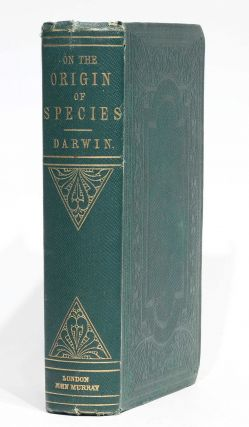 On the Origin of Species by Means of Natural Selection, or the Preservation of Favoured Races in...