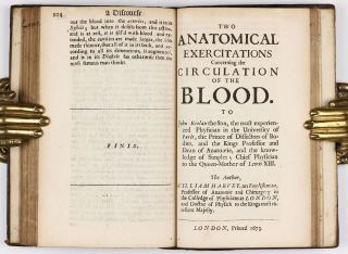 The Anatomical Exercises ... Concering the Motion of the Heart and Blood. With the Preface of Zachariah Wood ... to Which is Added, Dr. James de Back, his Discourse of the Heart.