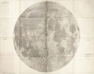 Engineer special study of the surface of the moon - Lunar Rays. Robert HACKMAN, Arnold MASON