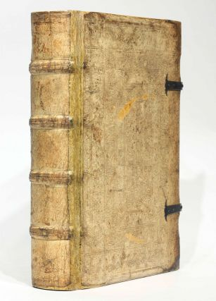 Sammelband with three early and rare pharmacological and anatomical works: I. Opus medicum...