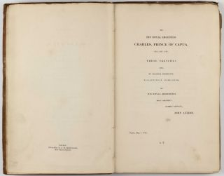 Sketches of Vesuvius, with Short Accounts of its Principal Eruptions, from the Commencement of the Christian Era to the Present Time.
