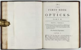 Opticks: Or, A Treatise of the Reflexions, Refractions, Inflexions and Colours of Light. Also two treatises of the species and magnitude of curvilinear figures.