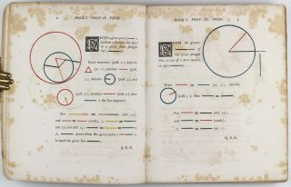 The First Six Books of the Elements of Euclid, in which Coloured Diagrams and Symbols are used instead of Letters for the Greater Ease of Learners.