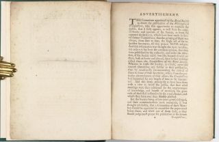 A Letter from Mr. Franklin to Mr. Peter Collinson, F.R.S. concerning the Effects of Lightning /A Letter of Benjamin Franklin, Esq; to Mr. Peter Collinson, F.R.S. concering an electrical Kite.